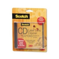 Scotch Scotch CD/DVD Laser Lens Cleaner Cartridge