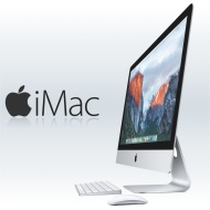 "Apple iMac 4K 21.5"" (2017) - Silver"