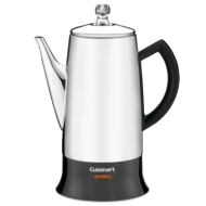 Cuisinart Classic Stainless 12-Cup Percolator (PRC-12)
