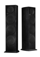 Pioneer SP-FS51-LR Floorstanding Loudspeakers (Black, Pair)