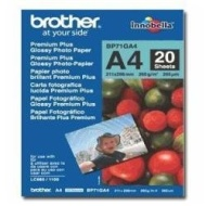 """Brother BP71GA4 - Papel """"Glossy"""", A4"""