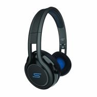 SMS Audio SMS-ONWD-BLK - Auriculares de diadema abiertos (control remoto integrado), negro