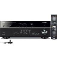 Yamaha HTR 4065 Ampli Tuner Audio Vidéo 3D Ready 5 canaux 5 HDMI USB Puissance maximale 675 W Noir