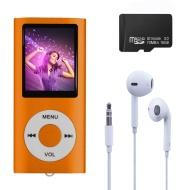 G.G.Martinsen 16 GB Mini Usb Port Slim Small Multi-lingual Selection 1.78 LCD Portable Mp3/Mp4, Mp3Player , Mp4Player , Video Player , Music Player ,