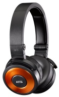 AKG Premium DJ On-Ear Headphones with Apple iPhone Controls and Microphone