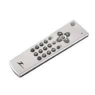 AmerTac - Zenith ZH110 1 Device Universal Remote Control, TV, Random - Silver