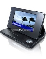 LG DP570MH 7-Inch Portable DVD  - Black