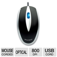 3 Button Lighted Optical Mouse