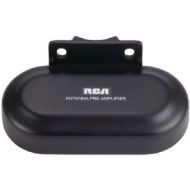 RCA TVPRAMP1R Digital Signal Preamplifier for Outdoor Antennas