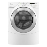 Duet Steam Series WFW9500T 27-in. Washer (Front Loading, 4.0 Cu. Ft., Energy Star)