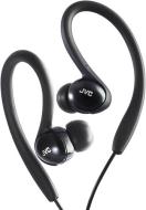JVC HAEBX5B Splash Proof Sports Headphone - Black