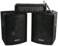 PULSE - PMH200KIT - PA SYSTEM, PA HEAD + SPEAKERS