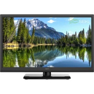 "Seiki SE24GD02UK 24"" TV - Black"
