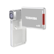 Toshiba Camileo S30 Full HD Digital Camcorder - Silver