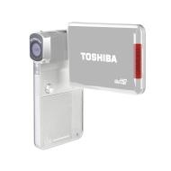 Toshiba Camileo S30 Full HD Digital Camcorder - Silver