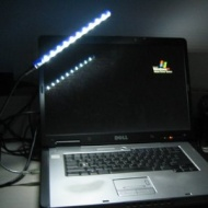 USB 10 LED Light Lamp Notebook Laptop Computer PC