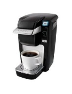 Keurig B31BLACK Mini Brewer Black