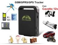 NEU: GPS Tracker TK102 V6 / Peilsender / GSM / GPRS Ortung Peilung, Personenschutz, Personen orten (Kinder, alte Menschen), Diebstahl Schutz (KFZ, Boo