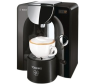 Tassimo T55 Charmy BRITA Filter Multi Drinks Machine -Black.