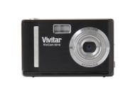 Vivitar Vivicam X016 10.0 Megapixel Digital Camera - Black (10MP, 1.8'' Screen, 4x Zoom)