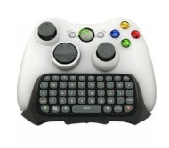 Full Qwerty Text Chat Messaging Pad Chatpad Keyboard for Xbox 360 Live Games Controller