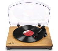 ION Classic LP Turntable - Wood