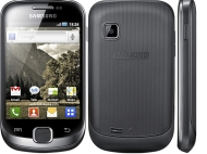 Samsung Galaxy Fit S5670 (2010 Cell Phone)
