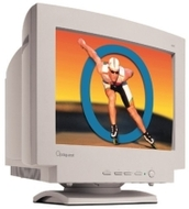 """ViewSonic Optiquest Q95 - Display - CRT - 19"""" - 1600 x 1200 - 0.27 mm"""
