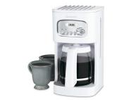 Cuisinart White Programmable Coffemaker