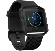 Fitbit Blaze Classic Gun Metal - S - Special Edition