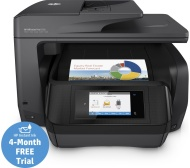 HP OfficeJet Pro 8728 All-in-One Wireless Inkjet Printer