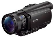 Sony CX900E Full HD Camcorder with 1.0 Type Exmor R CMOS Sensor - Black