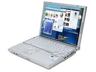 Panasonic Toughbook W7 Notebook