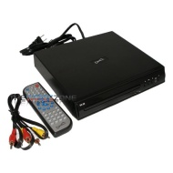 All Region Free Multi Zone 120-240 Volt NTSC/PAL DivX USB DVD Player with Remote Control