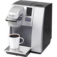 Keurig® OfficePRO® Premier Single-Cup Coffee Brewing System, Black/Silver