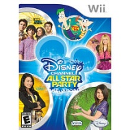 Disney Channel All Star Party- Nintendo Wii