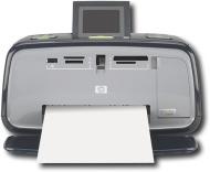 HP PhotoSmart A617 - Printer - color - ink-jet - 1200 dpi x 1200 dpi - capacity: 20 sheets - USB