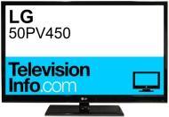 LG 50PV450