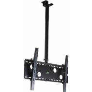 Tilting TV Wall Mount for most 32 - 58 Flat Screen + DVD or VCR Bracket + HDMI Cable WAD