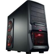 GAMING PC AMD FX 4100 Quad Core 4x3,6GHz - Asus Motherboard - 2xUSB3.0 - 1000GB HDD - 16GB DDR3 (1333 MHz) - DVD Writer - Grafik GeForce GTX550 Ti (10