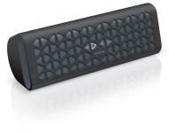 Creative Muvo 20 Portable Wireless Bluetooth Speaker with NFC, Amp and Dual Flared Bass Port (Black)