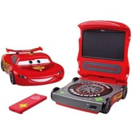 "Disney Cars 2 7"" Widescreen Portable DVD Player, Red"
