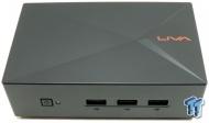 ECS LIVA X Mini PC SFF Desktop PC