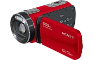 Hitachi C22 HD Camcorder - Red