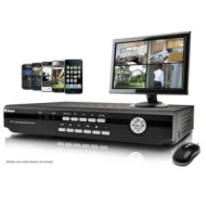 Swann DVR4-2600 DVR (4 Channel, 4 Cameras)