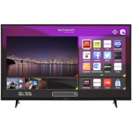 "Techwood 55AO3TSB 55"" Smart TV - Black"