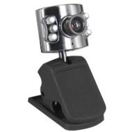 DIGIFLEX Webcam with Microphone for XP Vista PC Laptop Vista Skype