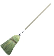 Hardware House LLC 588046 24-Inch Indoor Push Broom