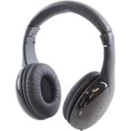 Lloytron 5-In-1 Wireless RF Headphone - Black