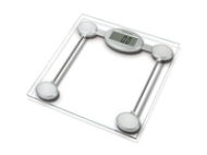 Salter 9018S SV3R Electronic Glass Platform Bathroom Scale